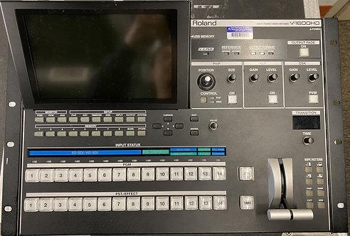Roland V-1600HD Professional Video Switcher