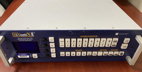 Analog Way Di-Ventix II Multi-Format Blend Switcher