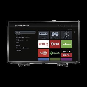 "43"" TV Monitor"