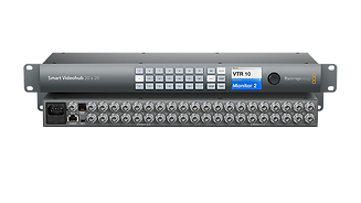 Blackmagic video hub