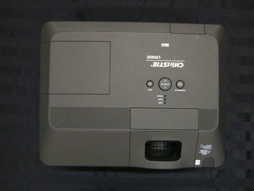 Christie LW400 Projector with Lens