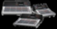 Digital Mixer Rental