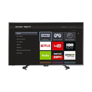 "50"" TV Monitor"