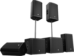 Electro Voice ELX, ZLX & EKX