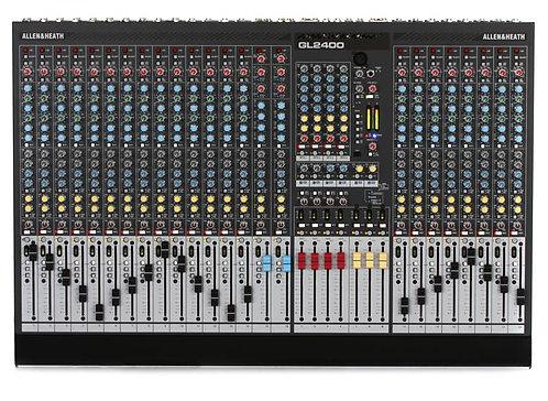Allen & Heath GL2400/24 Mixer in Original Box