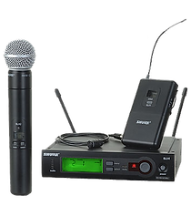Shure SLX Wireless Mic