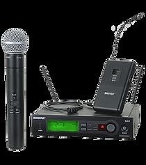 Shure SLX Wireless Mic