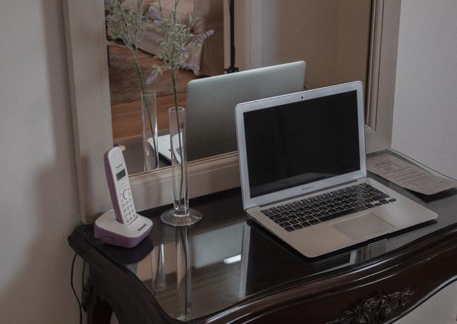 Working Desk Prespective