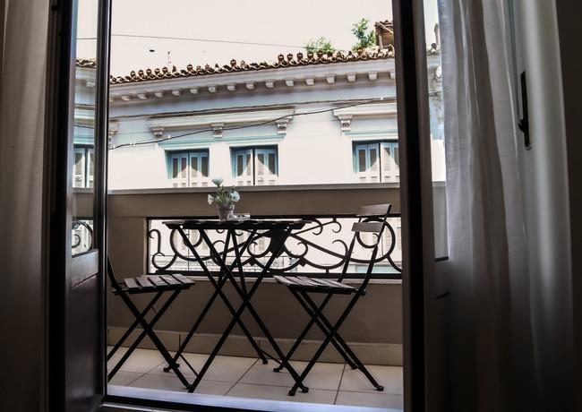 Aesthetic Balcony Prespective
