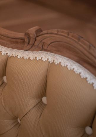 Armchair Prespective Detail