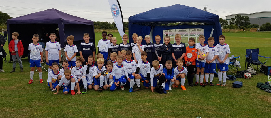 Teams in Focus - Under 10's