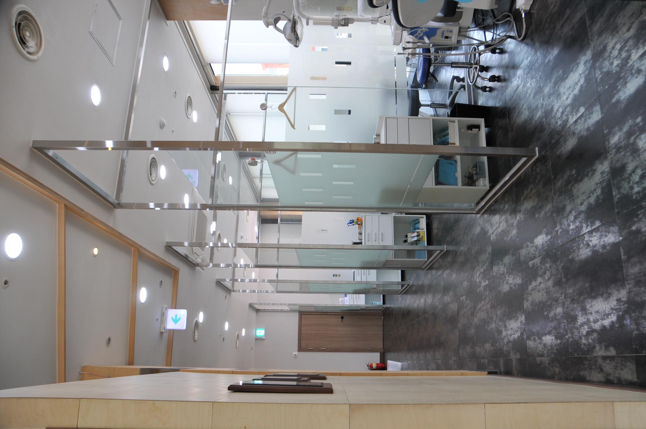 센트럴치과 진료실