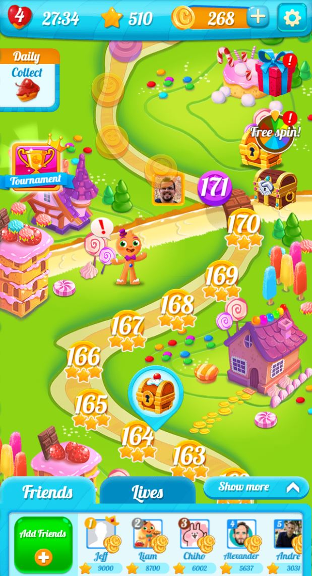 Cookie Land