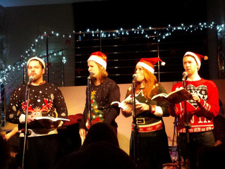 Christmas Cracker Cabaret - the Day After...
