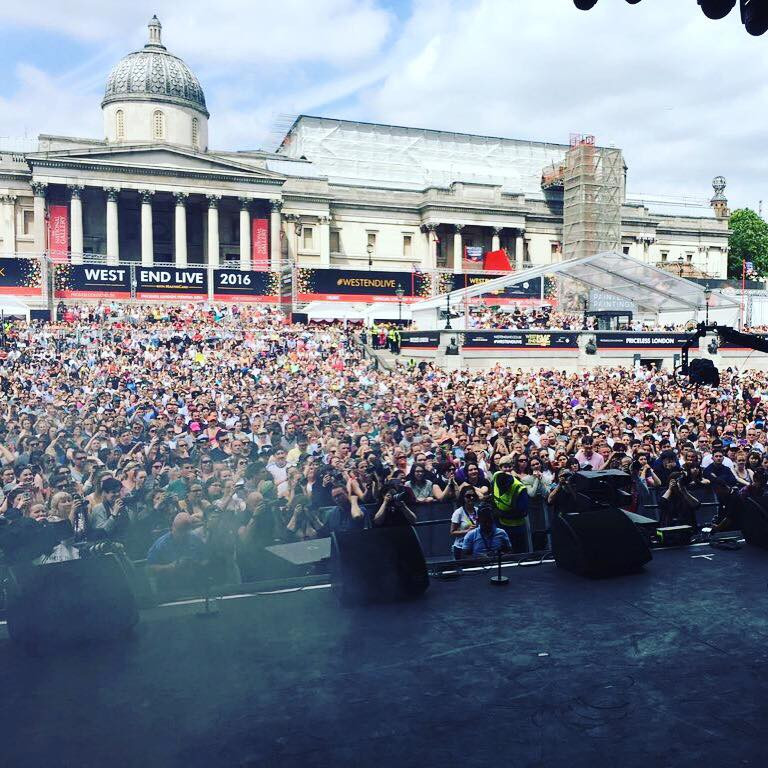 The View from the Stage West End Live 2016