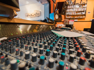Barlow & Smith EP Recording