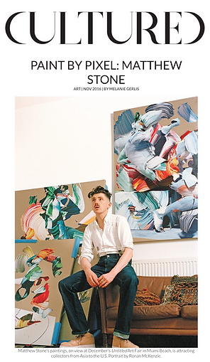 Slap Design - Matthew Stone - Cultured Magazine