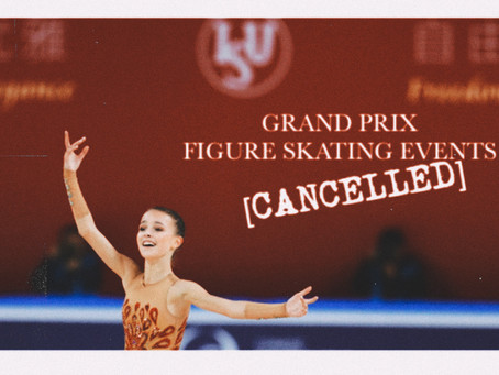 Highly anticipated Grand Prix figure skating season is cancelled this year