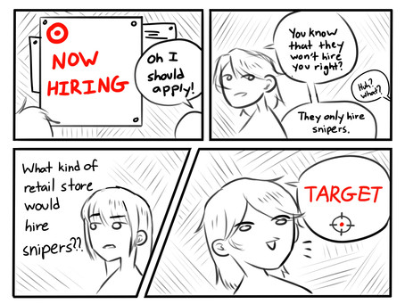 Finding your target occupation