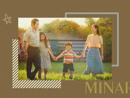 Minari: a recollection of Korean roots in rural America