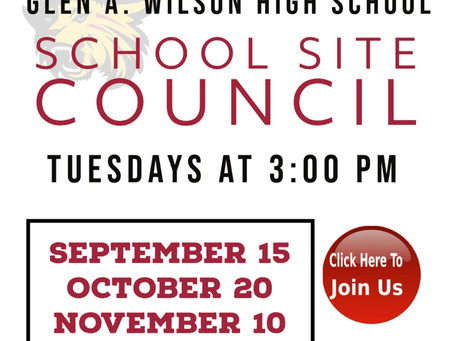 Student Site Council hosts first meeting of the year