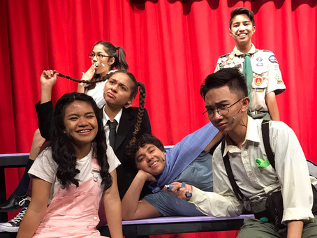 Drama performs its spring musical