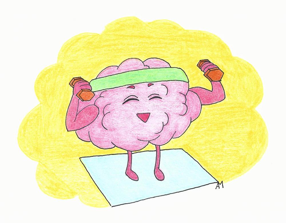 Muscle Brain (Anna)