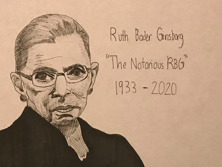 The Death of Supreme Court Justice Ruth Ginsburg: a nationwide tipping point