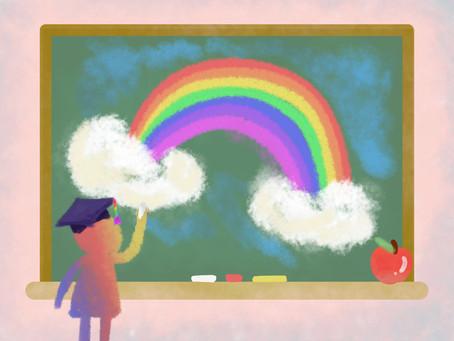 LQBTQ+ education in school