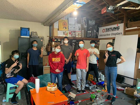 Read about how being in robotics has made an impact on these students