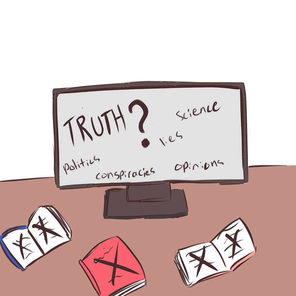 misinformation on the internet