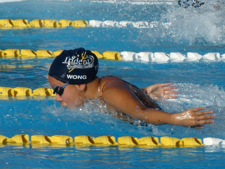 Swimmer Achieves Great Accomplishments In the Pool