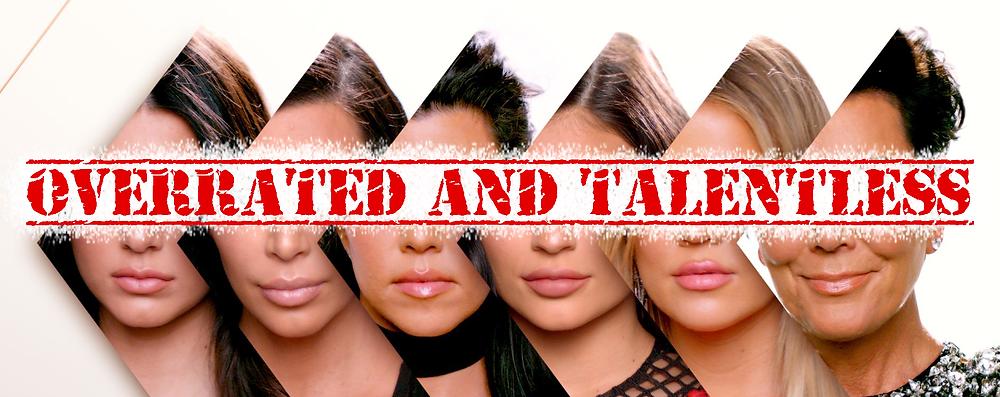 Useless Kardashians (Entertainment) Ying Yang