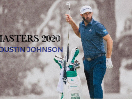Johnson's Masters win ushers in a new tide for the golf world