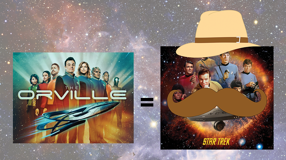 The Orville (Entertainment) Ying Yang
