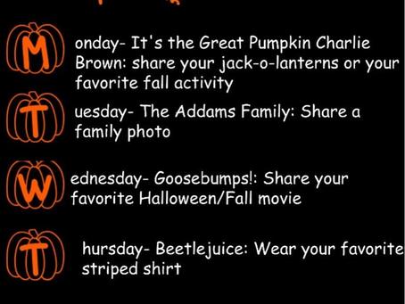 ASB brings on Halloween festivities with spirit week