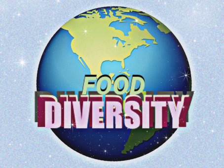 Diversity straight to your plate