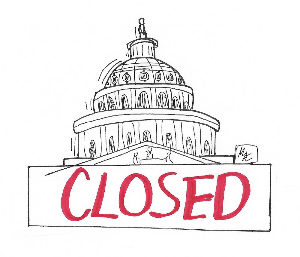Government shutdown (Megan)