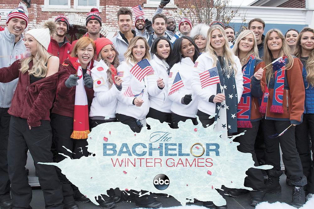 Bachelor Winter Games