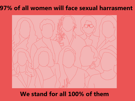Sexual Assault Against Women is Not a Trend