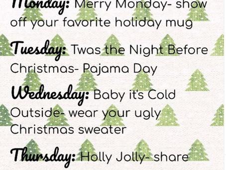 ASB provides Christmas Cheer with creative spirit week