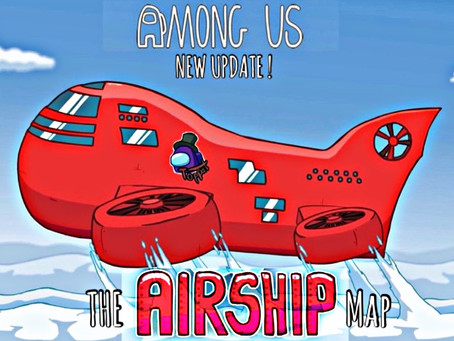 New airship update looks into the future of Among Us