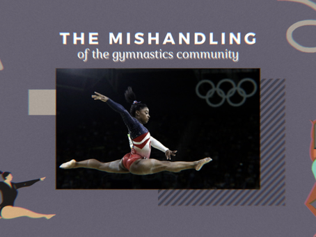 The cruel actions behind the scenes of award winning US Women's Gymnastics team