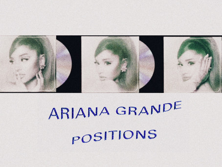 Ariana Grande's newest album breaks through in both love and records
