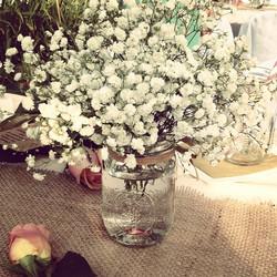 #masonjars  #bridalshower #envirdesign