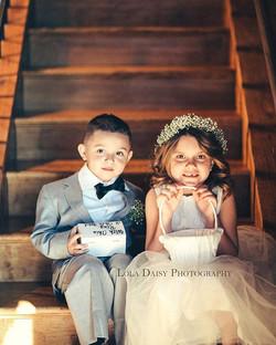 #babysbreath #flowercrown #boutineer #theresocute #weddingflowers