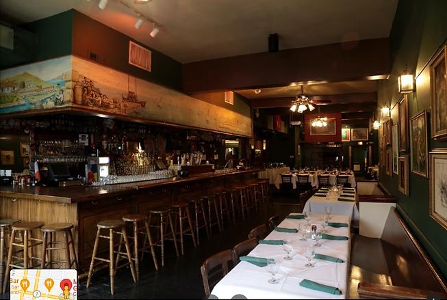 Murphys Grand Irish Pub in Alexandria.pn