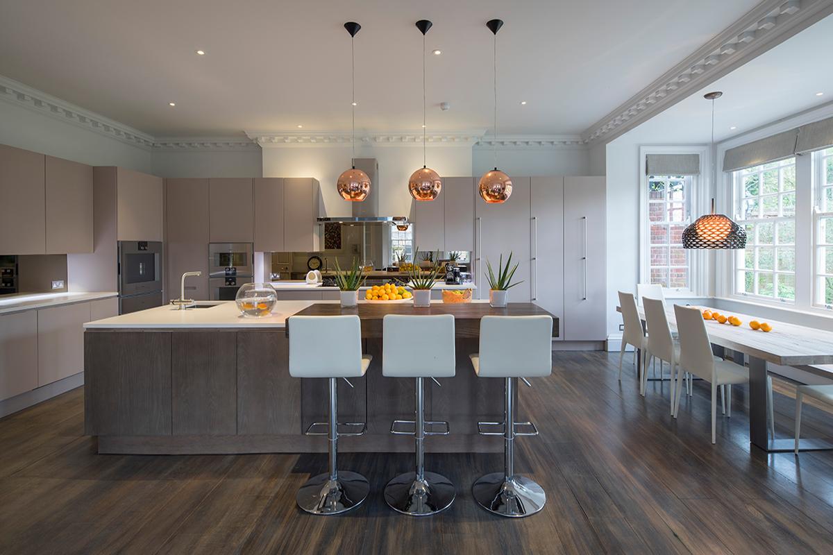 Hampstead Kitchen