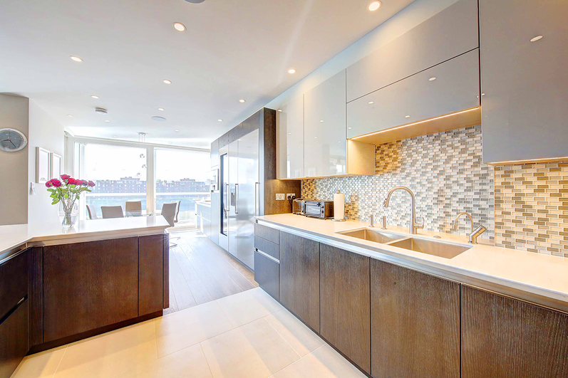Riverside Kitchen