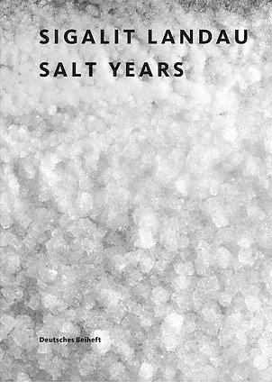 SALT YEARS - German supplement